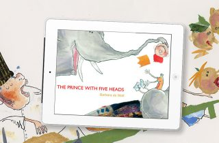App | Download 'De prins met de vijf hoofden'